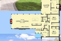 Plans maisons