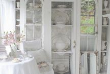 shabby chic / by Susan Davis Rice