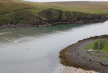 Shetland Islands / The place I am happy to have as one of my homes.