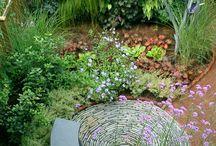 Gardening front