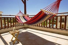 Homes with hammocks / by Holiday Lettings