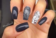 My favs / Coffin nails
