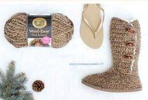 crochet booys