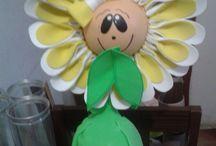 Facebo. Pampam artesanato / Faço decorações e lembrancinhas em geral.