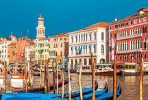 Wenecja, Włochy / Campingi blisko Wenecji - Perły Adriatyku to jedne z najpopularniejszych w ofercie Eurocampu:  https://eurocamp.pl/lista-campingow/campingi-nad-adriatykiem-blisko-wenecji