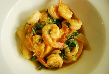 Food - Seafood Recipes / by Melissa Haren
