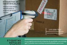 Etiquetas Adesivas / Etiquetas, ribbons e rótulos