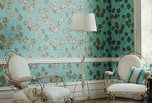 Papeles pintados / Gracias a llos papeles pintados podemos variar la decoración de nuestro hogar sin grandes desembolsos. Descubre el apasionante muendo del papel pintado y dejate seducir por increibles diseños