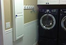•diy laundry room