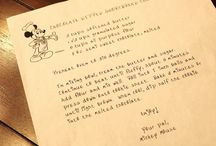 Disney's recipes