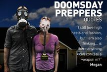 Doomsday prepping/Emergency / by Cory Danz