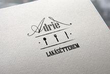 Logo, branding - Katartdesign