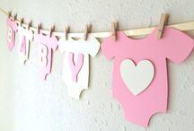 Bebek partisi dekorasyonları