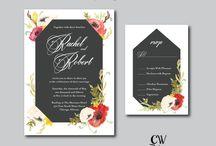 Wedding - Invitations