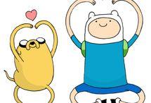 Cartoons - Adventure Time