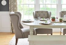 Decorating dining / by Carol Berggren