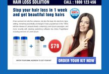 hair loss ppv landing page