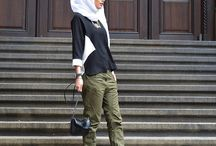 hijab casual-simple outfit