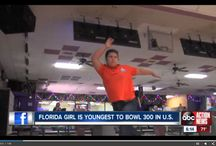 #GoBowling In The News / All the updates, events and happenings in the world of bowling!
