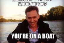 Tom hiddleston I absolutely love you