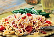 Type 2 pasta dishes