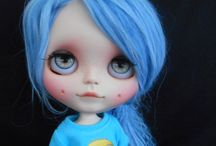 Blythes ❤ / Blythes, Pullips, and other dolls