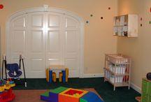 Church Nursery / by Janet Woolsey