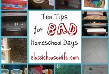 Homeschool Helps & Inspiration