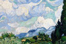 The brillant and dutch Vincent van Gogh