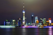 Stunning Shanghai / A holiday travelling on the Trans-Siberian railway across the vast expanse of the Eurasian landmass is truly a journey of extremes. From the Russian Steppes, to the Gers of Mongolia, the train travels on to Shanghai, one of the largest cities in the world.