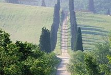 Mooie Italië plaatjes om bij weg te dromen.