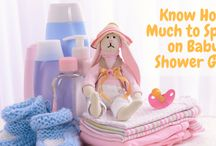 Know How Much to Spend on Baby Shower Gift