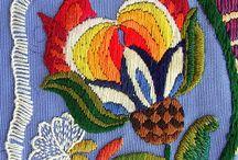 Embroidery / Bordado