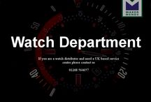 Watch Department - Maker Mends LTD / UK service centre- Maker Mends Ltd is an approved Omega certified service centre. If you are a watch distributor that needs a UK based service centre please contact us Tel: 01268- 546100