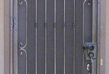 tralis ..pintu besi