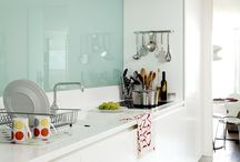 Kitchen Designs / White kitchen