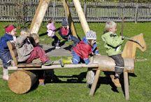 Rollek, djur m.m / #lekplats #lekpark #parklek #lek #lekutrustning Lekplats Richter Spielgeräte