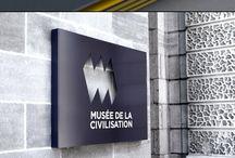 Identité visuelle musée