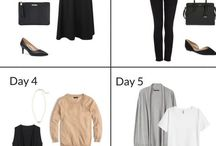 7 days outfits