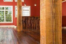 Log hall