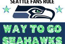 Seahawks / Seahawks Baby !
