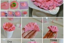 Zuckerblumen ,Sugar Flowers Tutorial