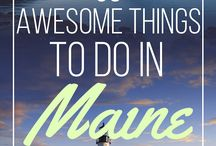Maine Travel / Attractions, restaurants and all things fun in Maine