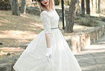 My dream wedding dresses,by God's grace