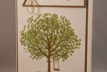 Stampin' Up! Sheltering Tree (OCC15)