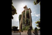 Agora Garden Luxury Conduminium Tower / by Menis Arquitectos