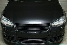 Boser Hood / Boser Hood Extensions, Volkswagen MK4 Golf, Jetta, MK5 Golf
