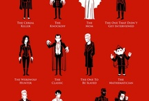 For the Love of Vampires! / Dedicated to all things vampire!