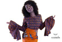 TheCicaeda / Evening wear by thecicaeda, on the runway..african fashion