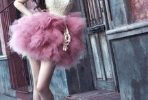 Tutu Love / Tulle and Tutu
